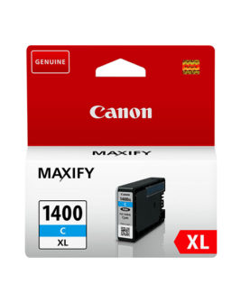 Canon PGI-1400XL High Yield Cyan Ink Cartridge