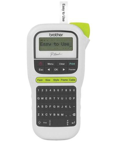 Brother PT-H110 Personal Handheld Labeller-0