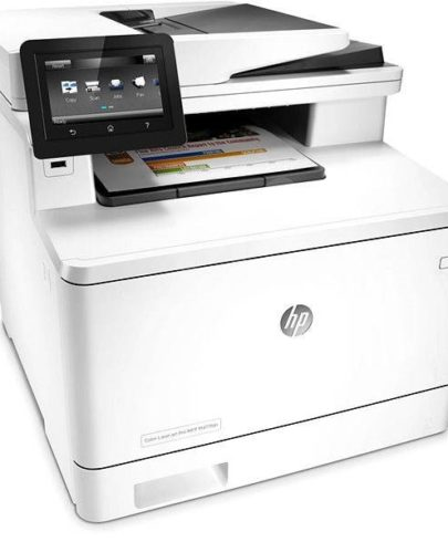 HP Color LaserJet Pro MFP M477fdn Printer (CF378A)-0