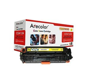 Arecolor Toner Cartridge AR-CE412A (305A)-0