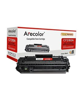 Arecolor Toner Cartridge AR-CF280A (80A)-0