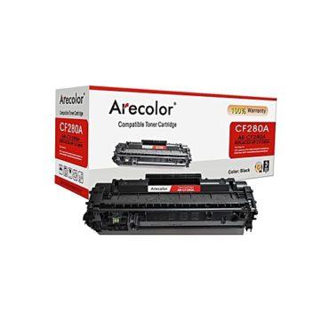 Arecolor Toner Cartridge AR-CF280A (80A)-0
