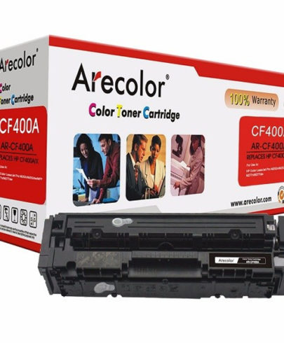 Arecolor Toner Cartridge AR-CF400A (201A)-0
