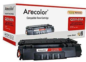 Arecolor Toner Cartridge AR-Q5949A (49A)-0