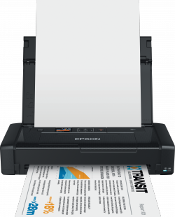 Epson WorkForce WF-100 Mobile Printer-0