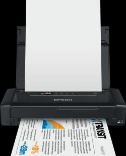 Epson WorkForce WF-100 Mobile Printer-0
