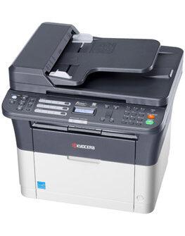 Kyocera FS-1120 Monochrome Multi Function Laser Printer-0