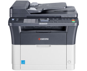 Kyocera ECOSYS FS 1025 Multi Function Laser Printer-0